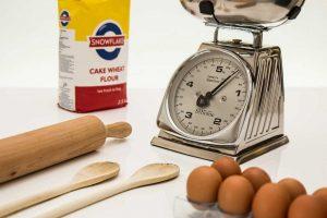 basculas y balanzas de cocina
