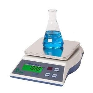 Balanza digital laboratorio
